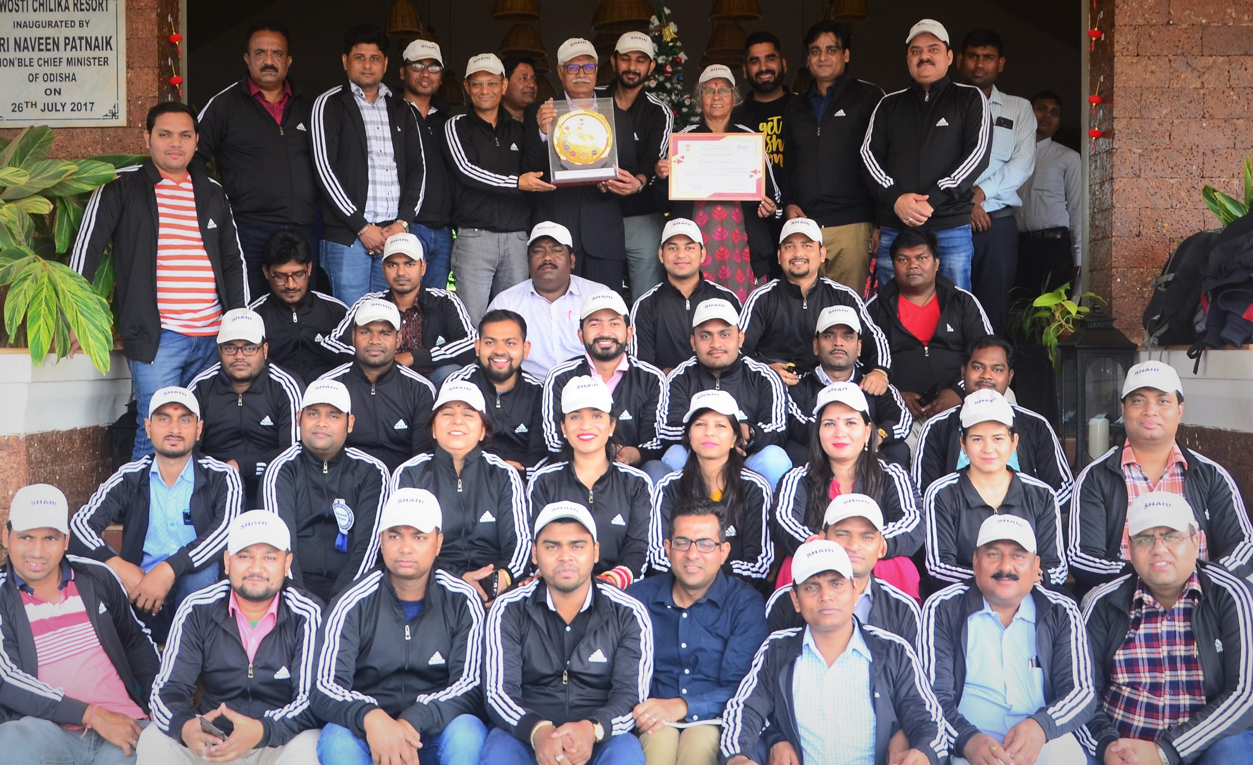 """Awarded """"Best Performer Employer"""" By Ministry Of Rural Development, GoI For Three Consecutive Years"""