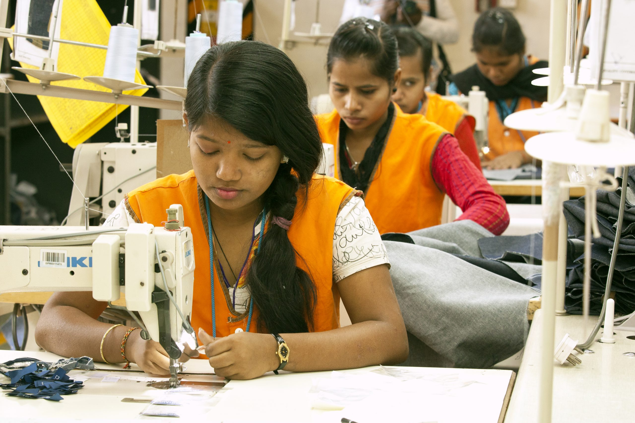 Can The Apparel Industry Help To Reverse India's Declining Female Work Participation Rate?