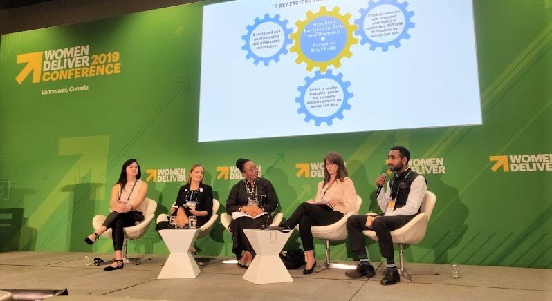 Committing To Women's Reproductive Health At Women Deliver 2019