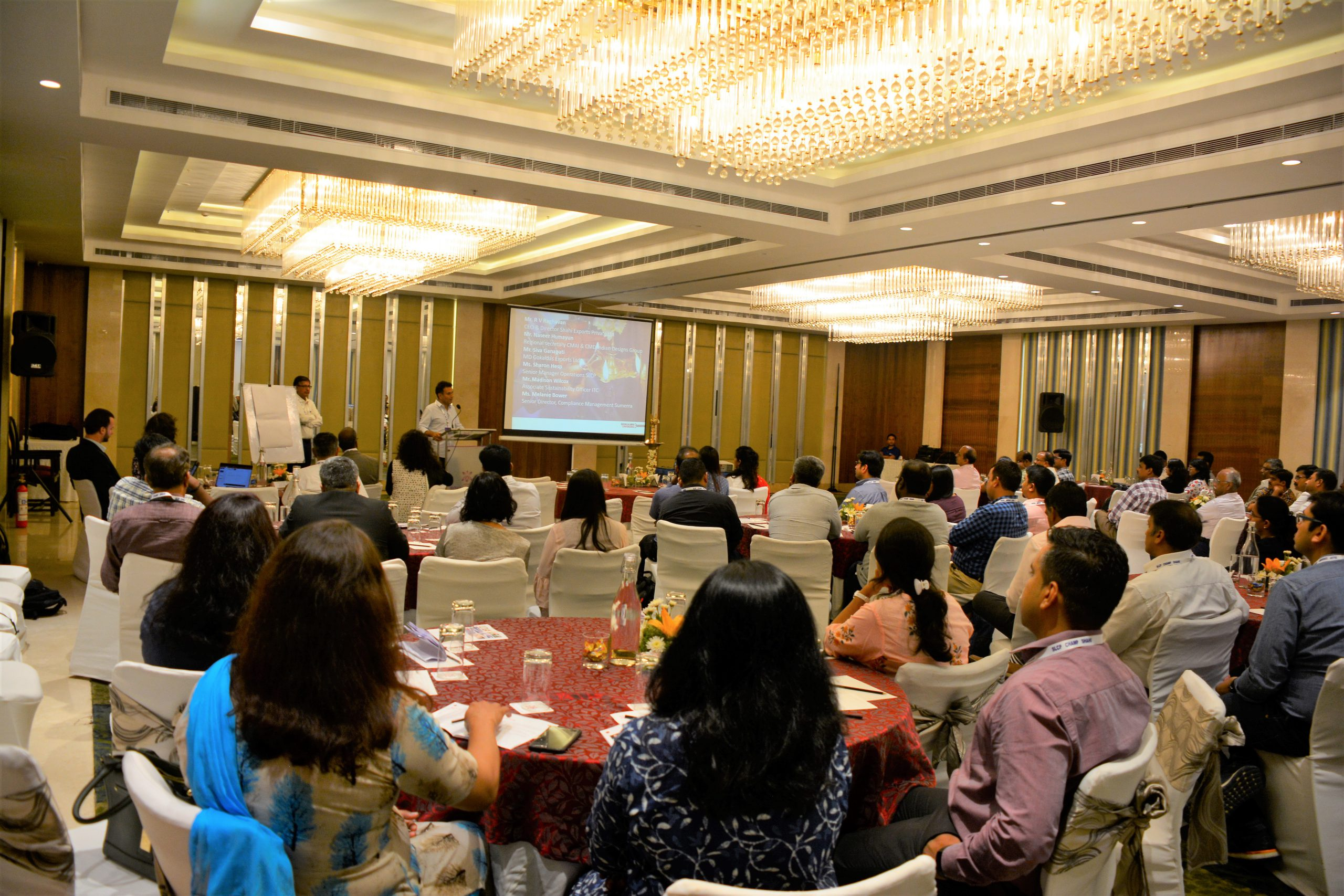 Launching Social & Labor Convergence Program (SLCP) In India